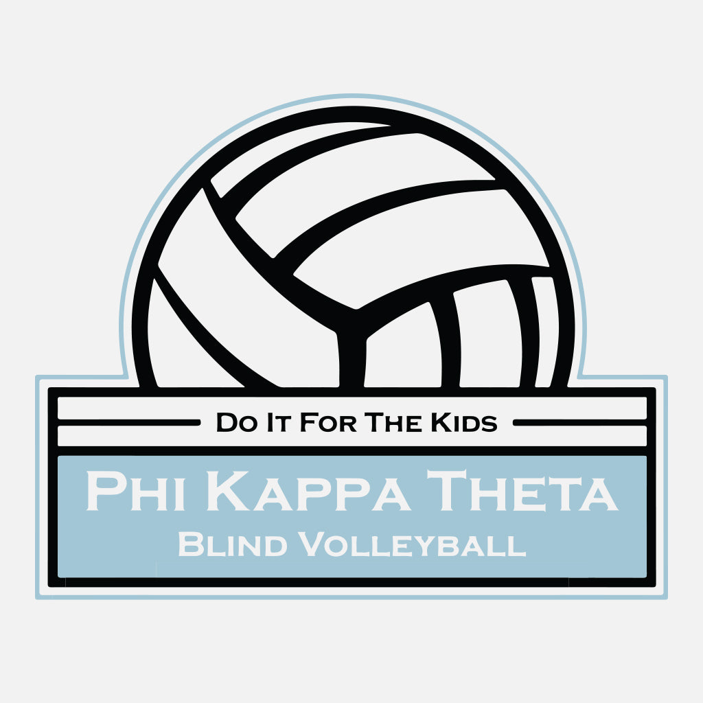 Phi Kappa Theta Volleyball Philanthropy Design