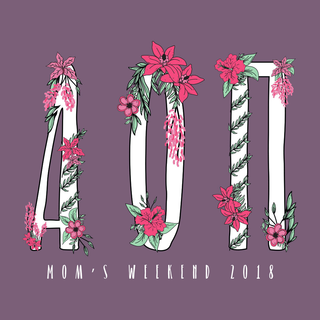 Alpha Omicron Pi Mom's Weekend Floral Design