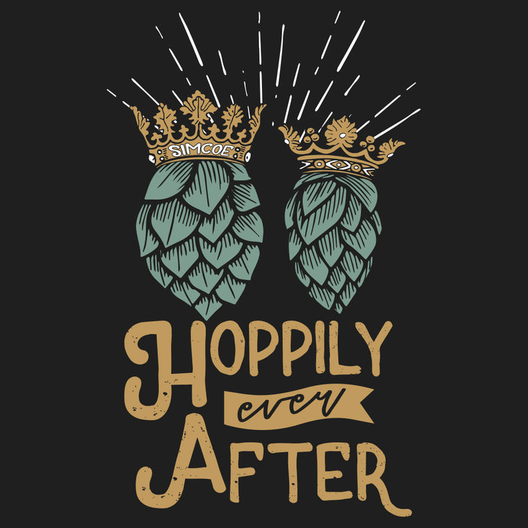 Hoppily Ever After Royal Wedding Design