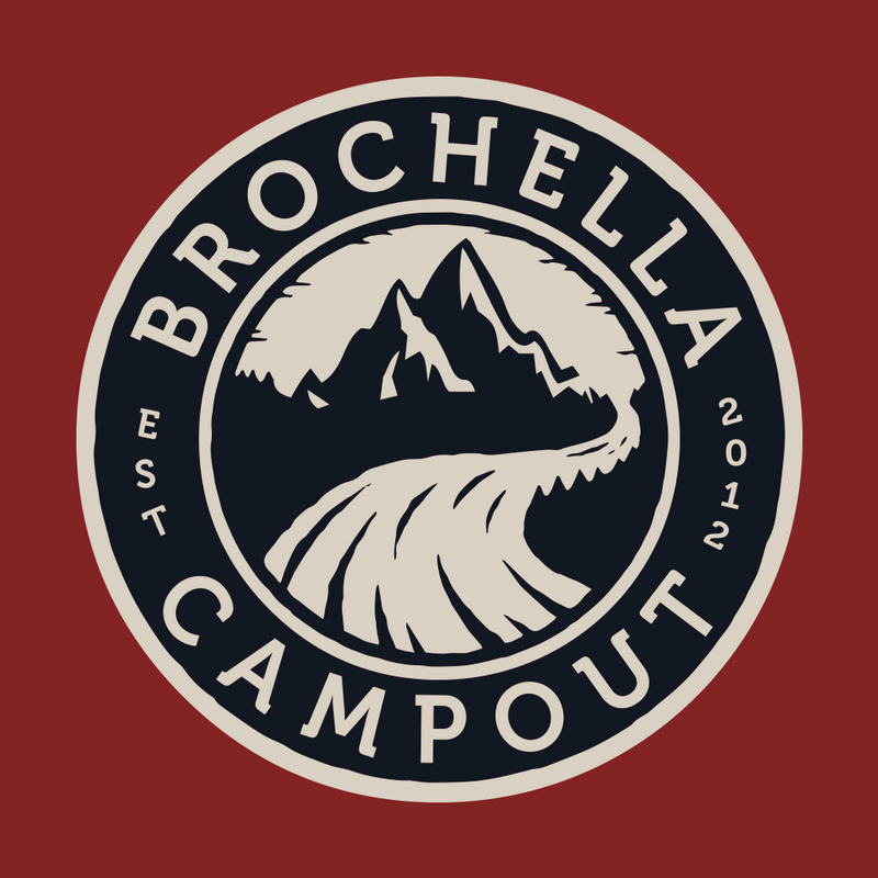 Brochella Brotherhood Campout Design
