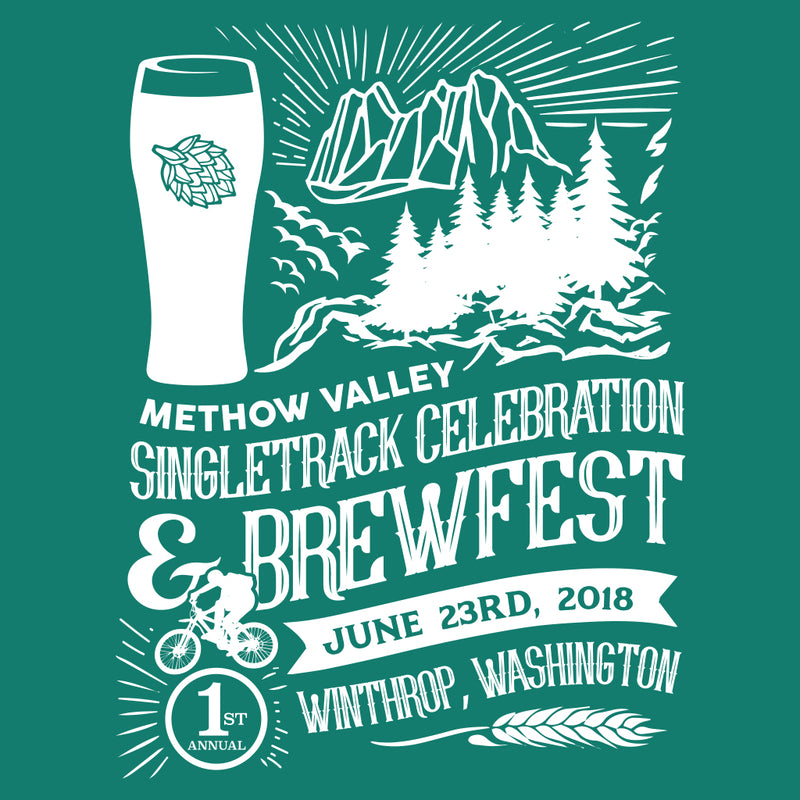 Methow Valley Celebration & Brewfest Design