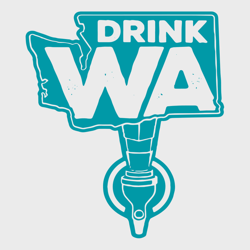 Drink Washington Flatstick Pub Design