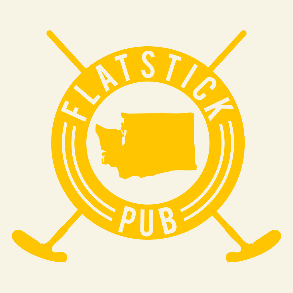 Flatstick Putter Badge Golf Design
