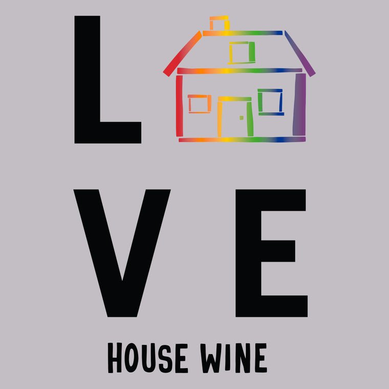 House Wine Pride Design