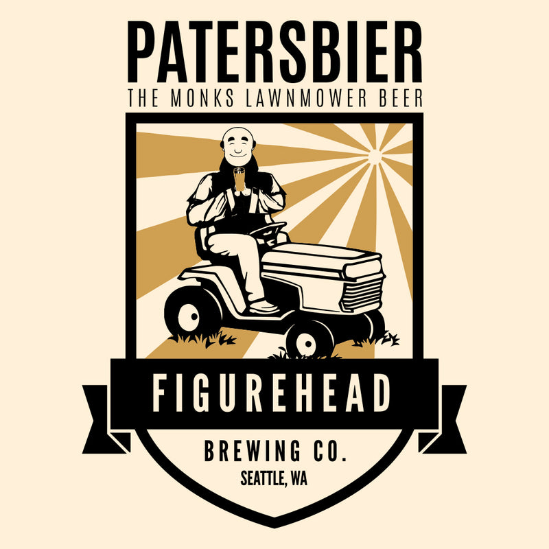 Figurehead Brewing Badge Design