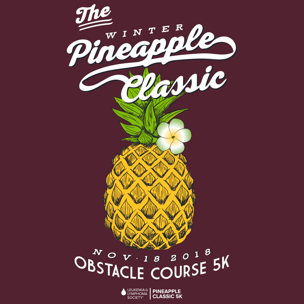 LLS Winter Pineapple Classic Design