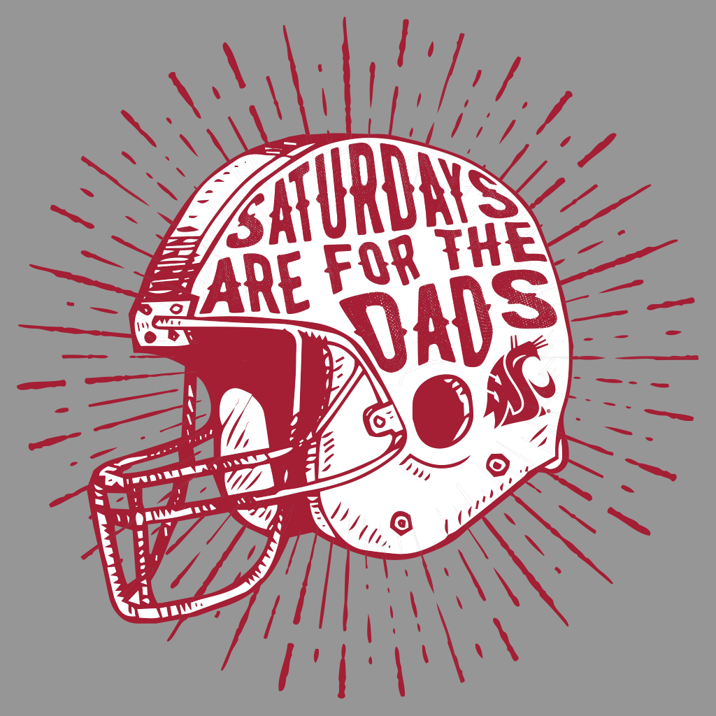 Saturdays are for the Dad's Design