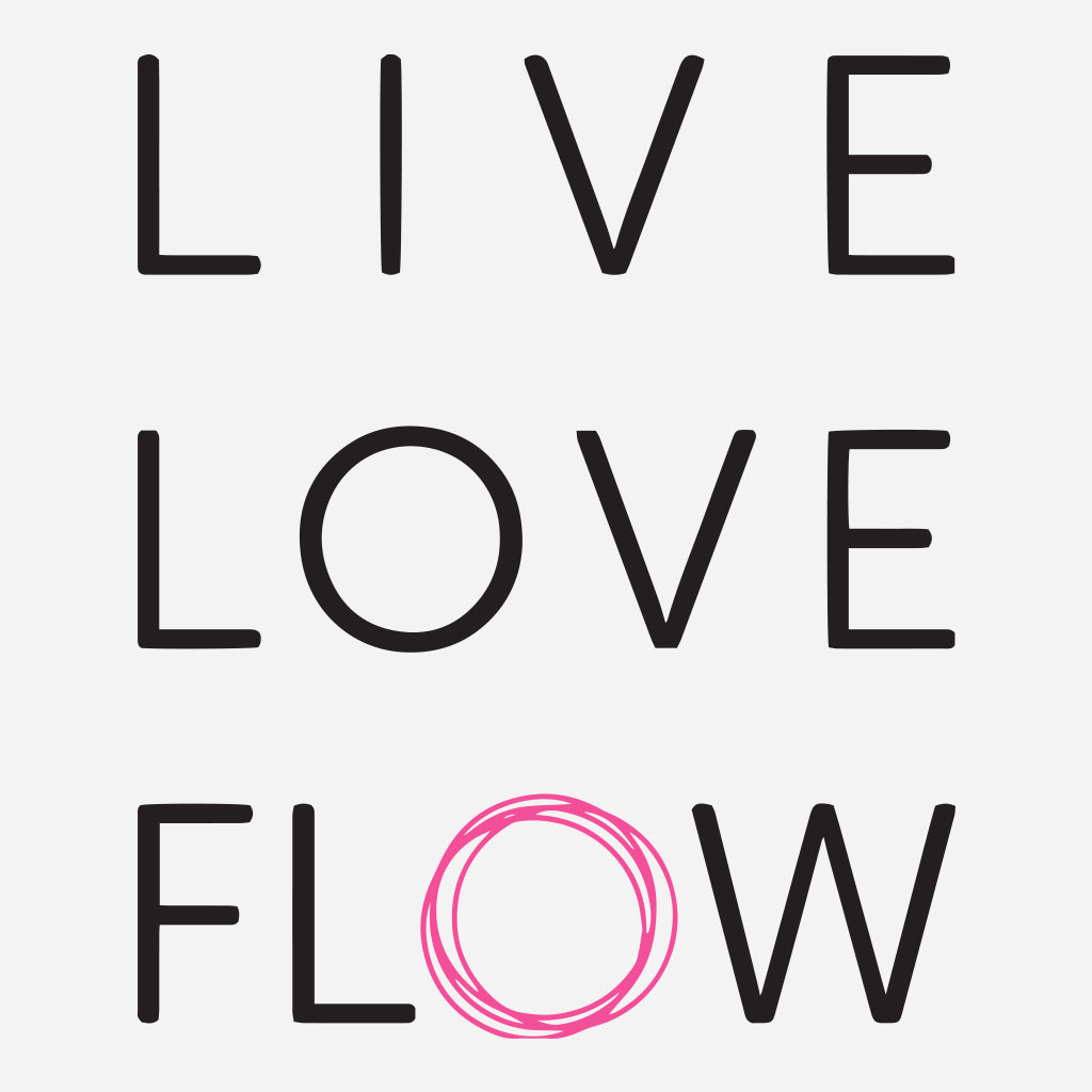 Live Love Flow Studio Design