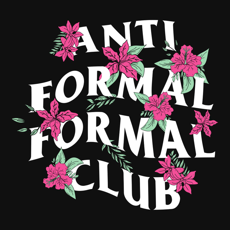 Anti-Formal Formal Club Design