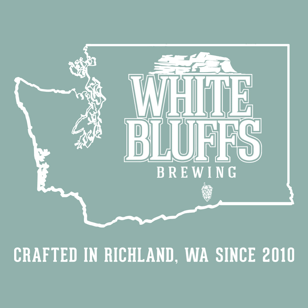 White Bluffs Brewing Co. Washington Design