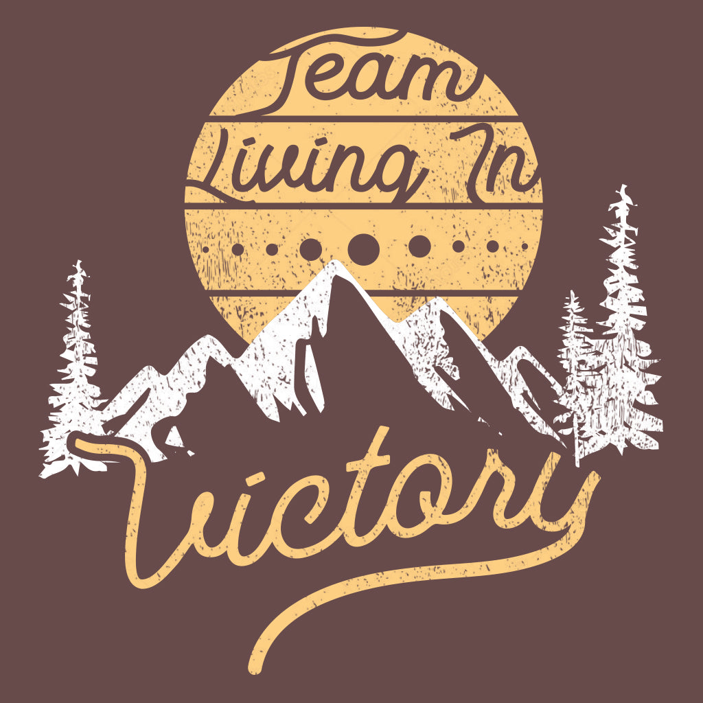 Team Living In Victory Design