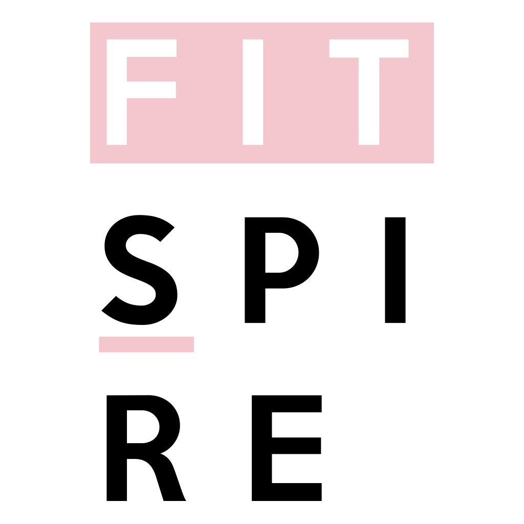Team Fitspire Minimal Text Design