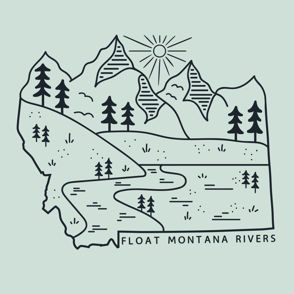 Montana River Float Design