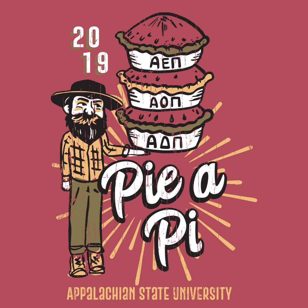 Alpha O Pie-a-Pi Design