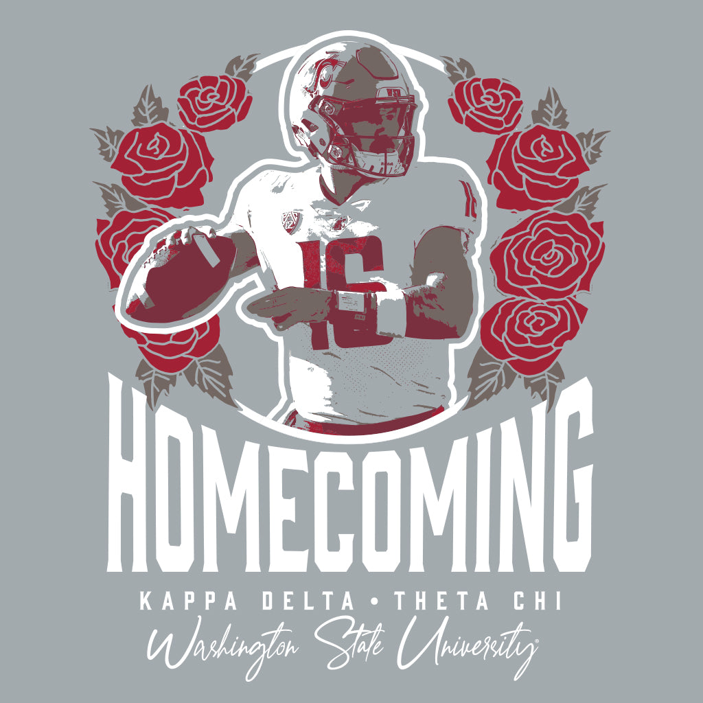 Vintage Rose Homecoming Design