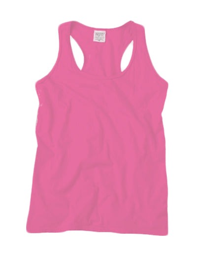 Comfort Colors Ladies' Razorback Tank Top