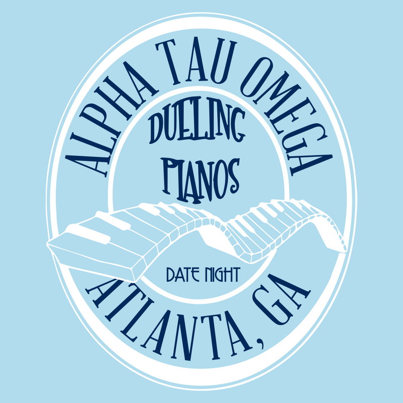 Alpha Tau Omega Date Night Design
