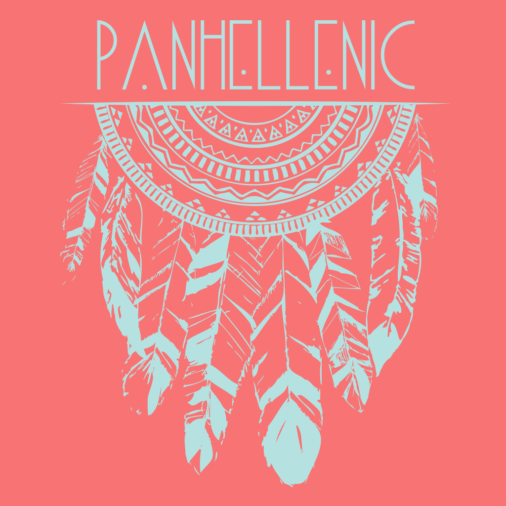 Panhellenic Sisterhood Design