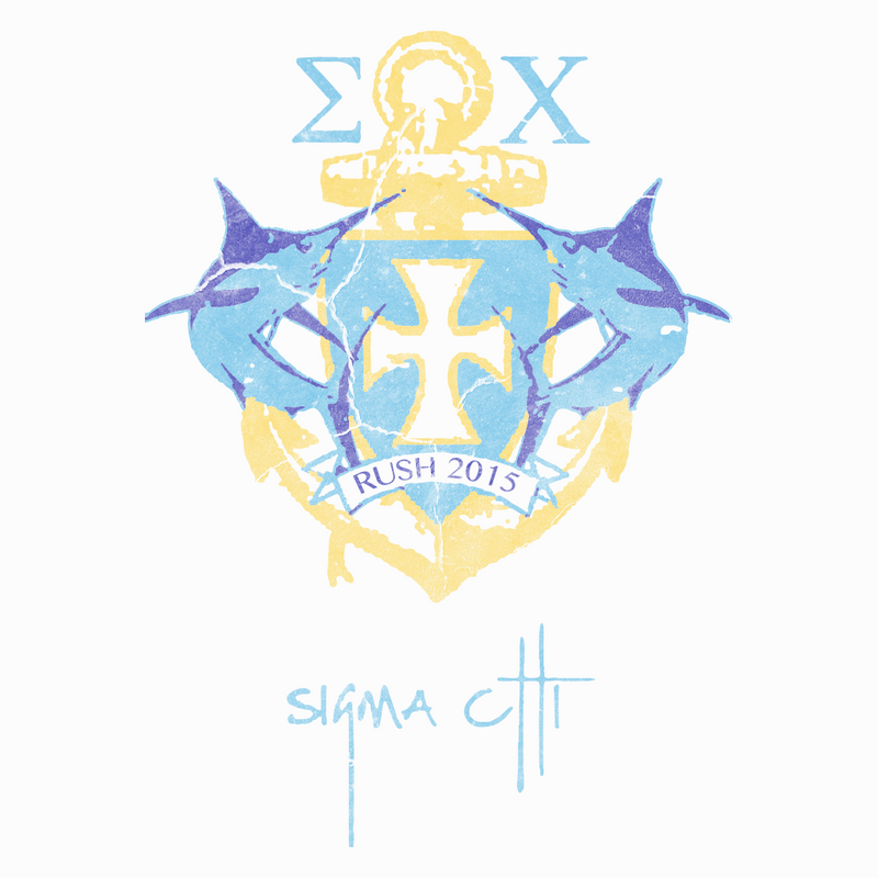 Sigma Chi Rush Design