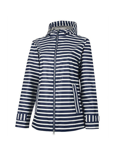 Charles River New Englander Printed Rain Jacket