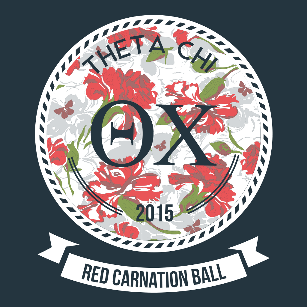 Theta Chi Formal Design