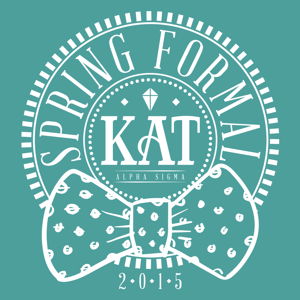 Kappa Alpha Theta Spring Formal Design