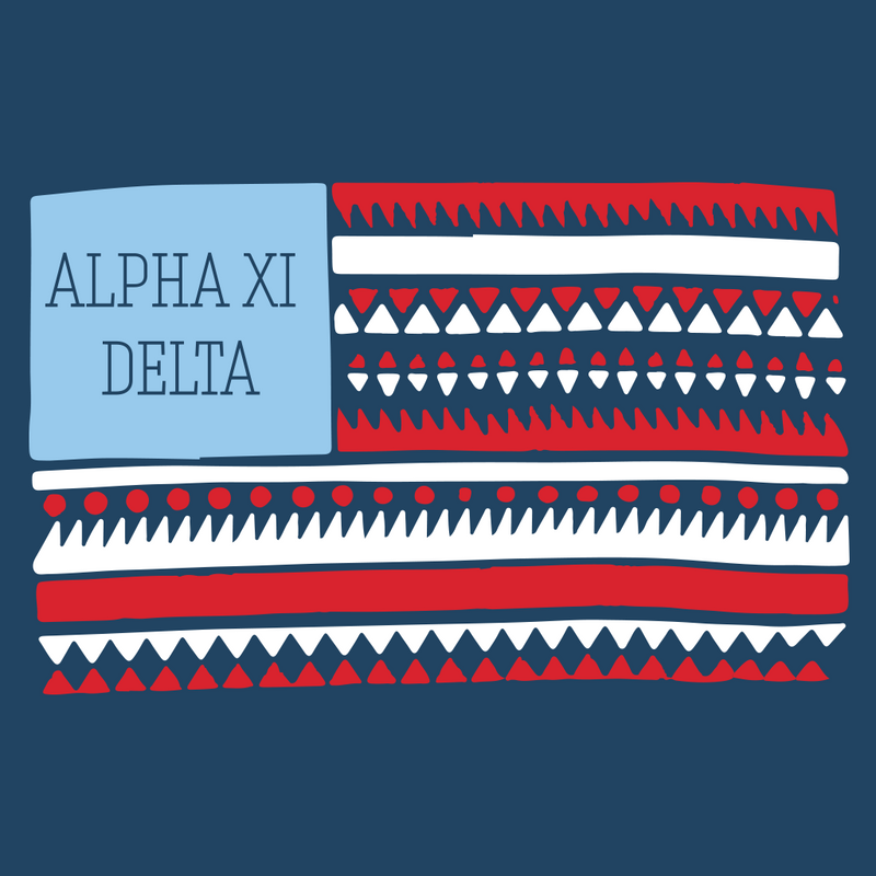 Alpha Xi Delta Design