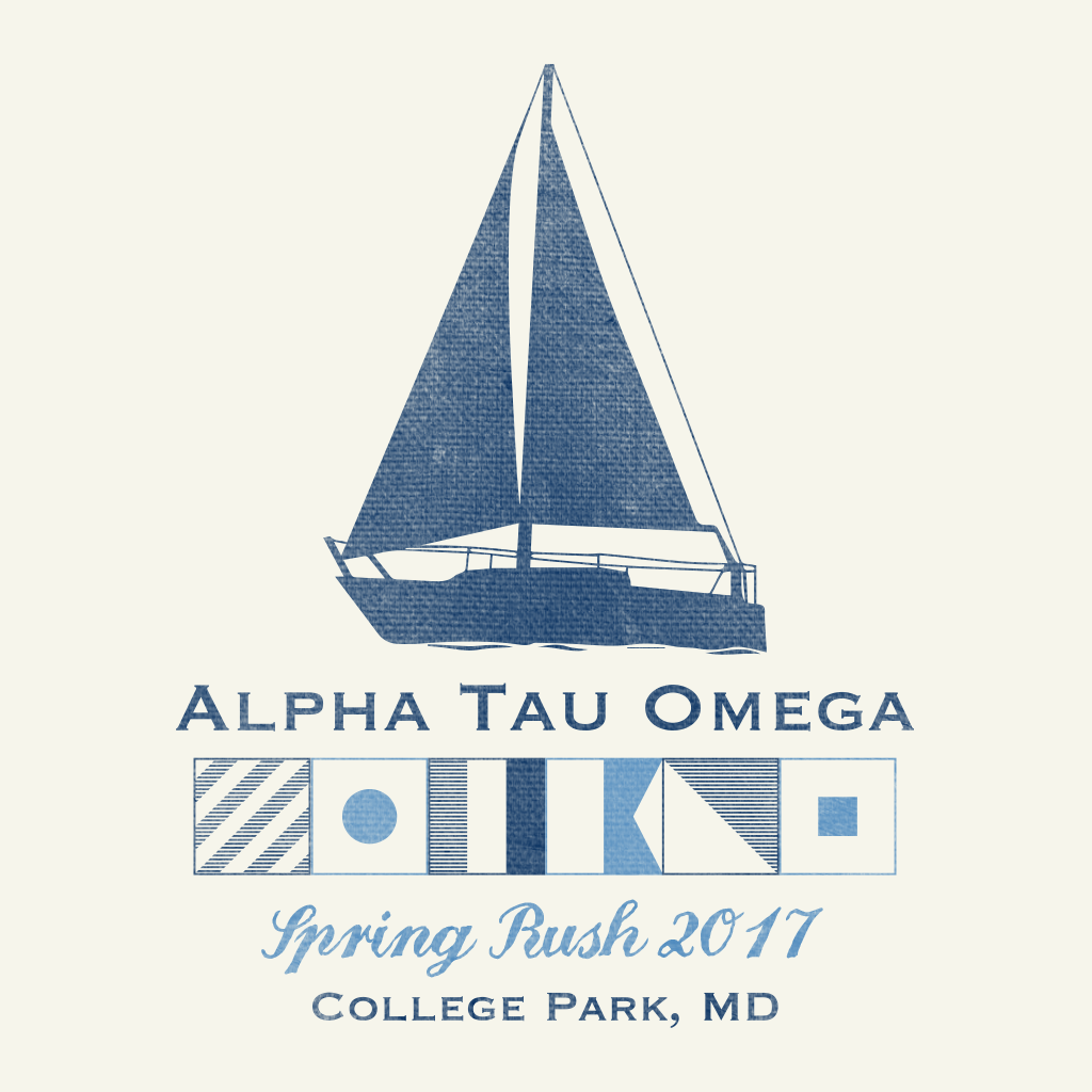 Alpha Tau Omega Southern Sailboat Design