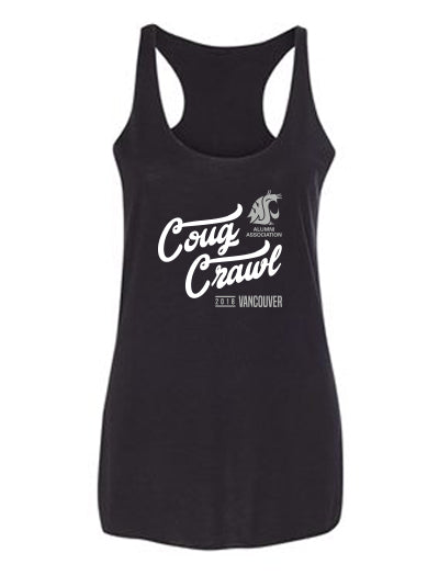 Washington State Alumni Association Southwest Washington Crawl 2018 - Ladies Tank