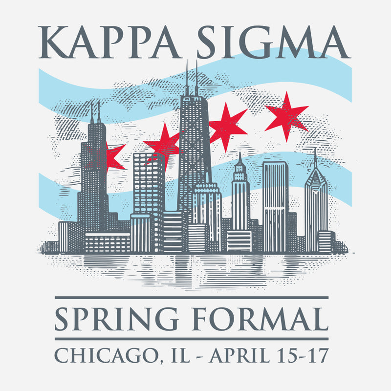 Kappa sigma chicago skyline design collegehill for Architecture kappa