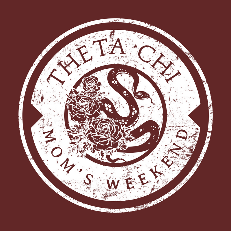 Theta Chi Mom's Weekend Design