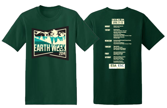 Student Government Earth Week