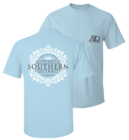 Alpha Tau Omega Authentic Southern Fraternity Rush