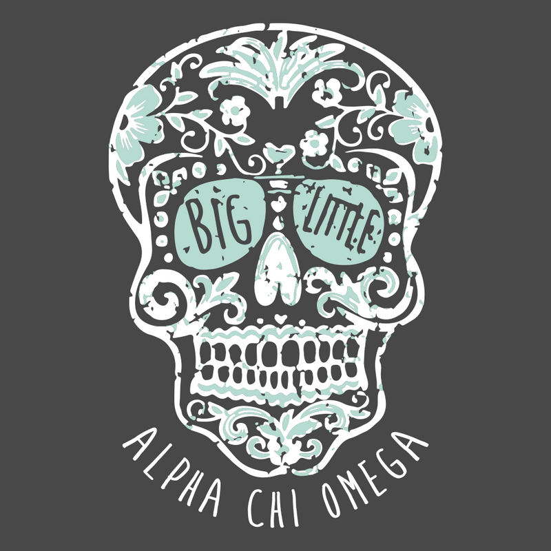 Alpha Chi Omega Big Little Design