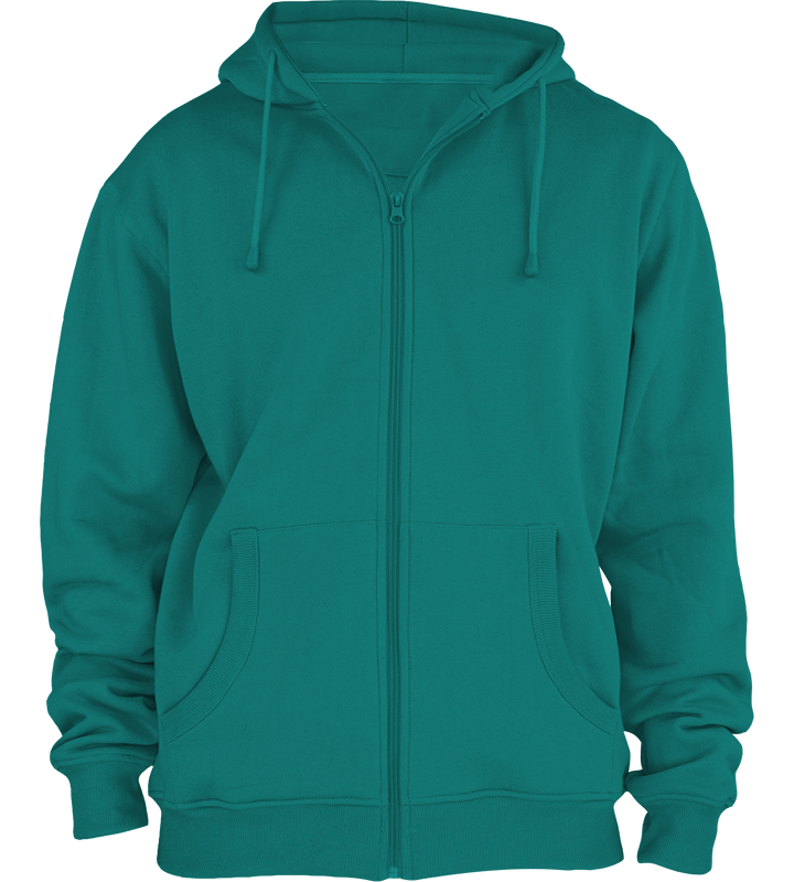 American Apparel AA5497 California Fleece Zip Hoodie