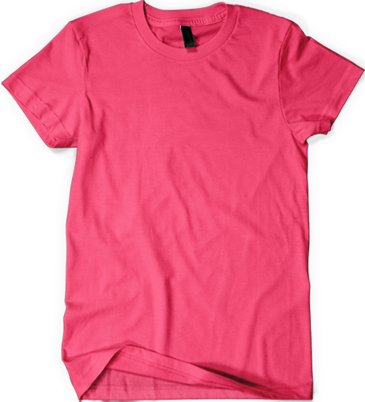 American Apparel 2001 Unisex T-Shirt  (Available in 51 Colors)