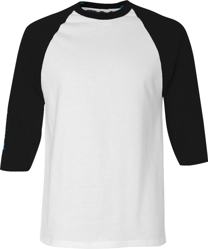 03c3cfb3091 American Apparel BB453 3 4 Sleeve Raglan Shirt – collegehill