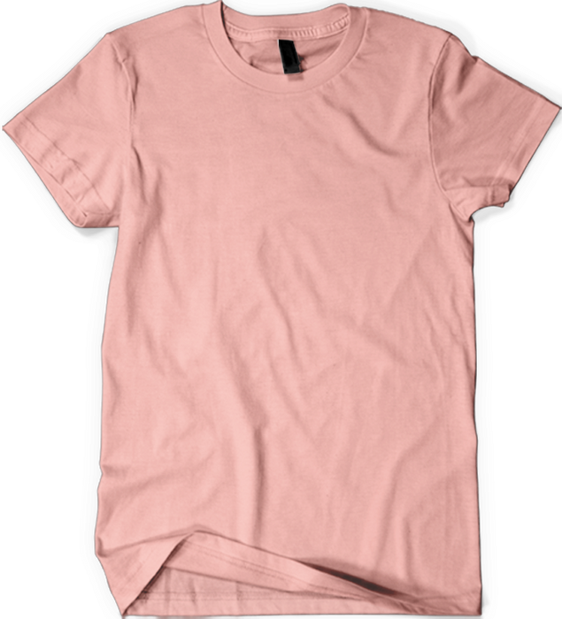 American Apparel BB401 Short Sleeve Crew Neck