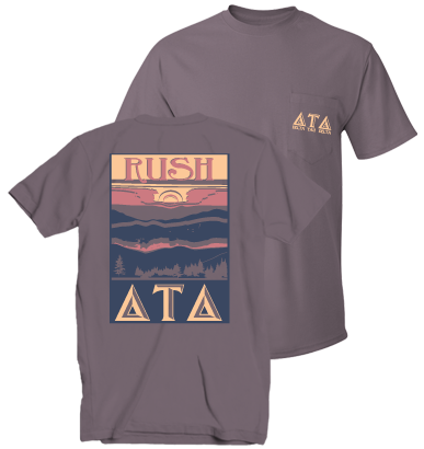 Delta Tau Delta Sunset Rush