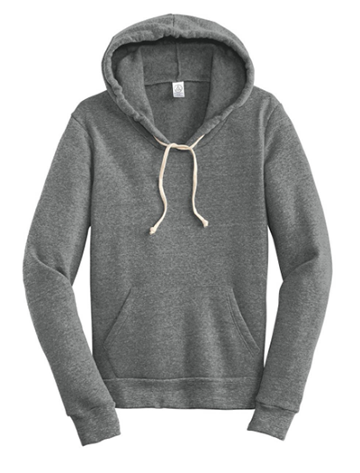 Alternative Women's Eco Fleece Pullover Hoodie