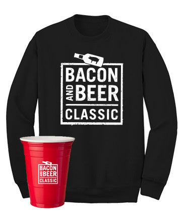 Bacon & Beer Classic 2014 Crewneck & Souvenir Pack