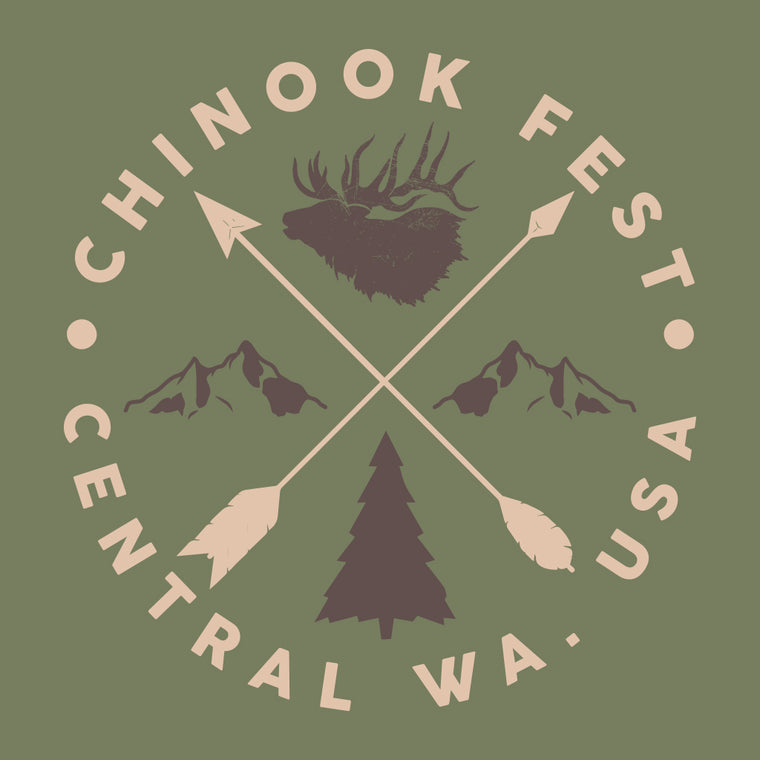 Chinook Fest Central Washington Design