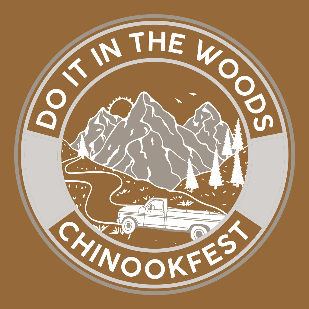 Chinook Do it in the Woods Design