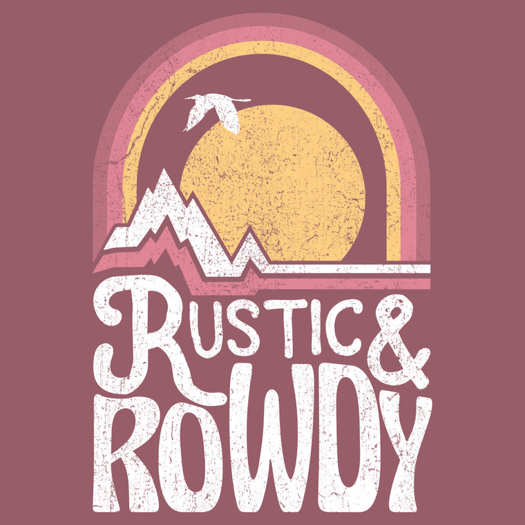 Rustic and Rowdy Design