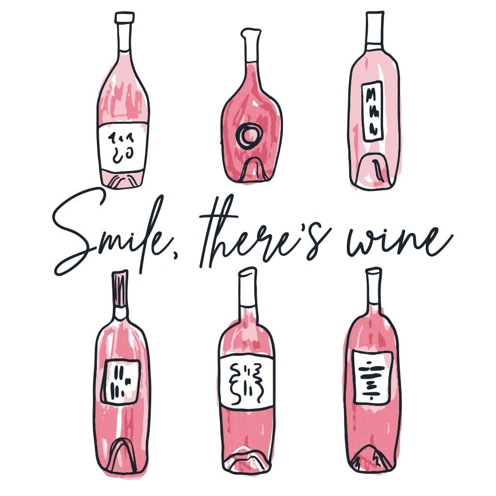 Smile, There's Wine Design