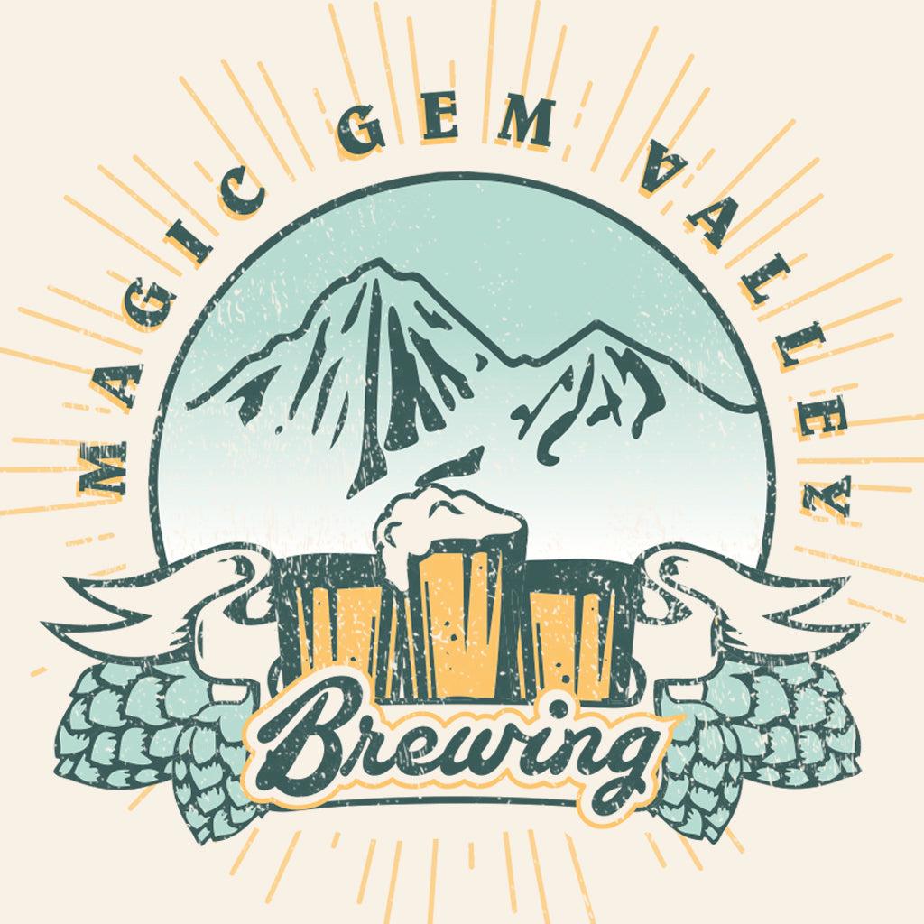 Magic Gem Valley Brewing Co. Design