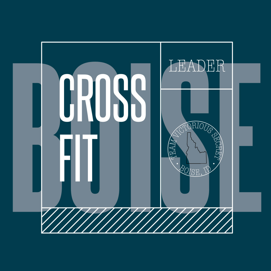 Boise Crossfit Leader Design