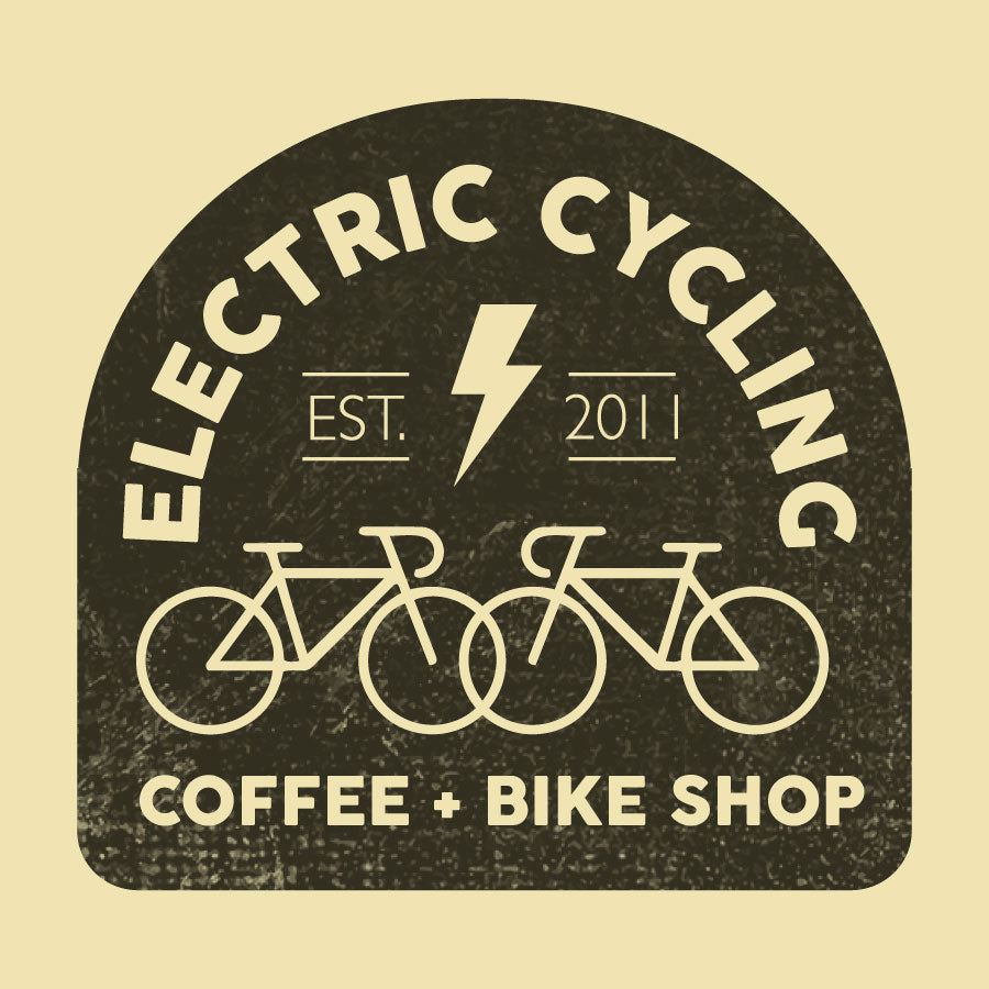 Electric Cycling Coffee and Bike Shop Design