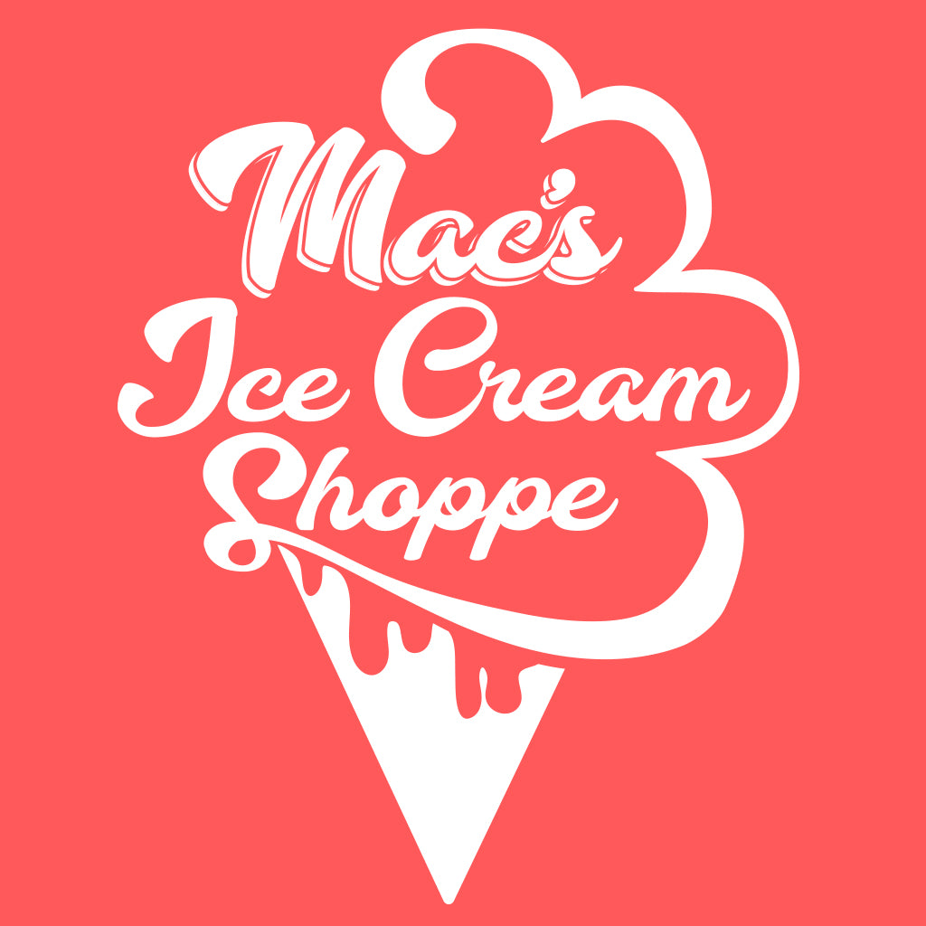 Mac's Ice Cream Shop Design