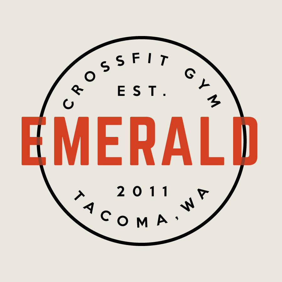 Emerald Crossfit Gym Design